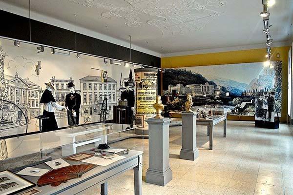 kaiser franz josef museum niederoesterreich thermenregion
