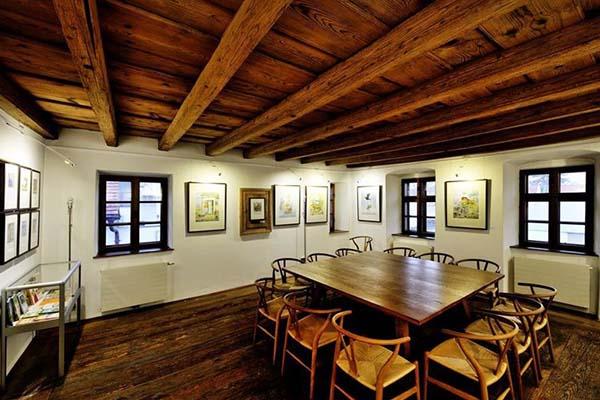 erwin moser museum sehenswuerdigkeit ausflugsziel neusiedlersee burgenland