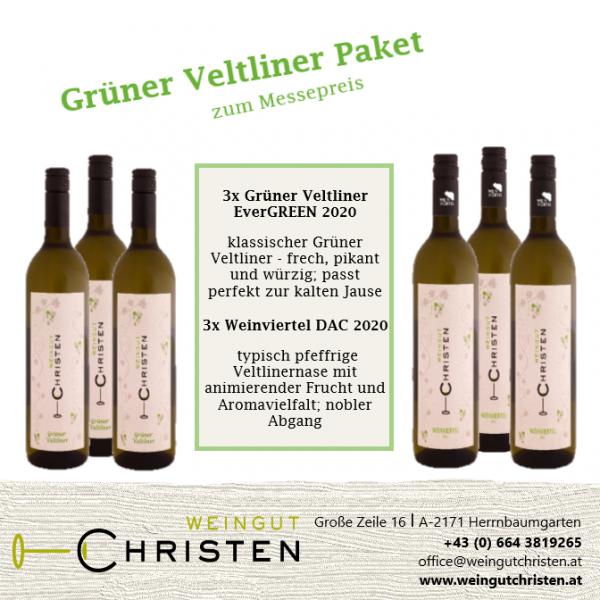 Gruener Veltliner Paket Wege zum Wein
