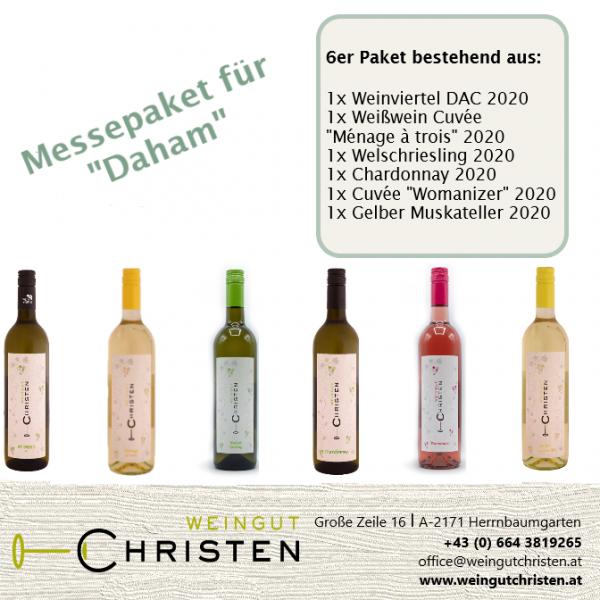 Messepaket Wege zum Wein